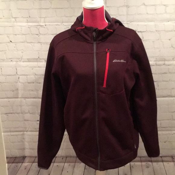 Eddie Bauer Men's Full Zip Athletic Jacket